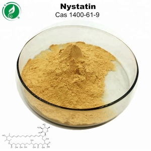 CAS No. 1400-61-9 Nystatin Powder/ Low Price Nystatin