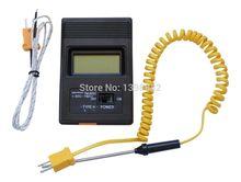 Free shipping TM902C temperature meter tm 902c digital Thermometer Thermocouple Probe Thermocouple Needle Probe