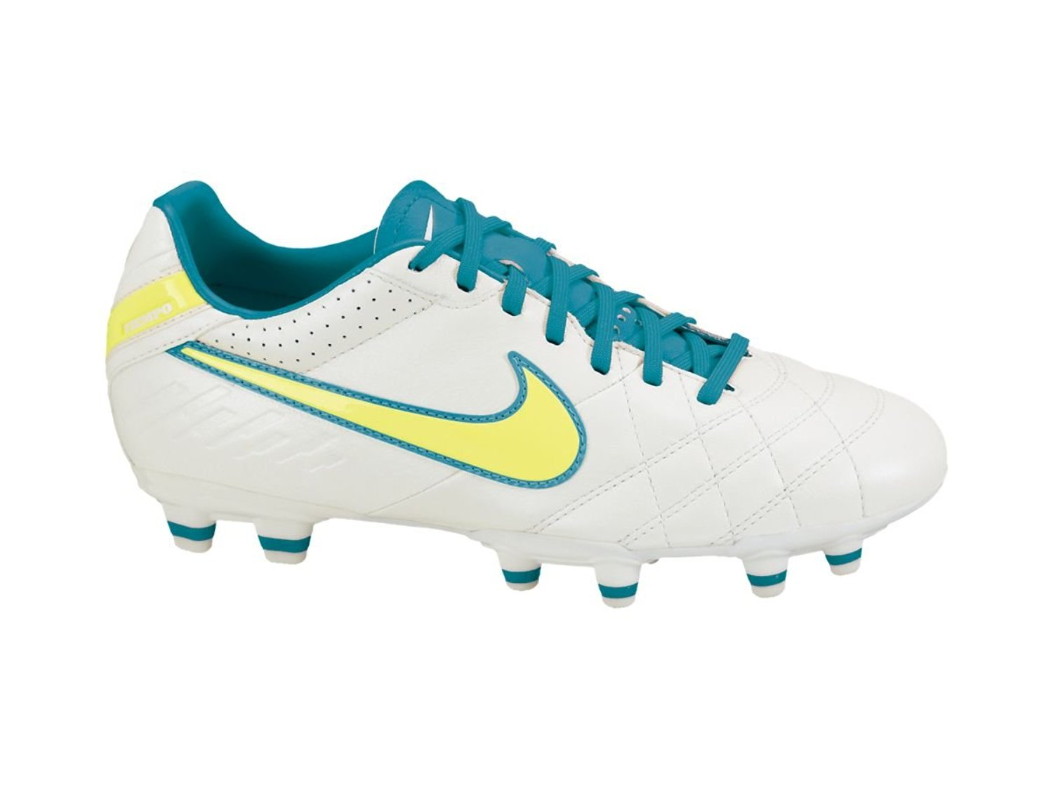 Get Quotations · Nike Women s Tiempo Mystic IV FG - Metallic Silv a85b0f98200bb