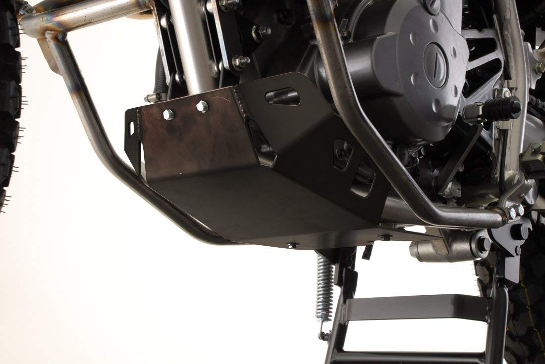 SW-MOTECH Side Stand Switch Guard for Kawasaki KLR650 08-18