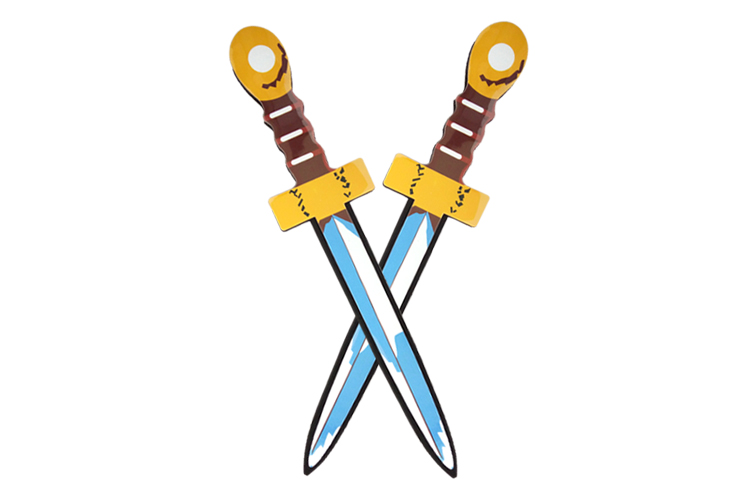 High Quality EVA Simulation Sword Toy For Kids