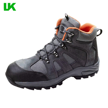 New Trendy Style Steel Toe Safety Shoes