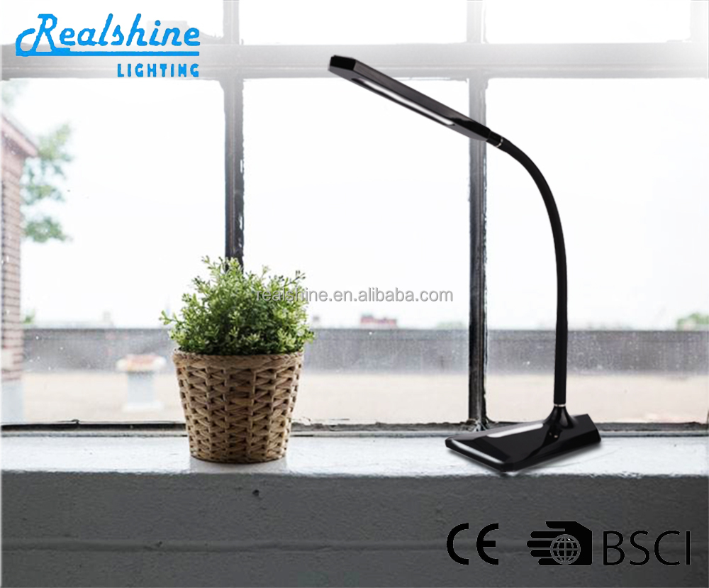 Ningbo Touch Led table lamp, Led reading lamp indoor use CE/RoHS