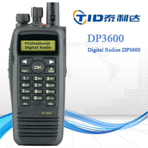dp 3600 intelligent design for motorola communication radio