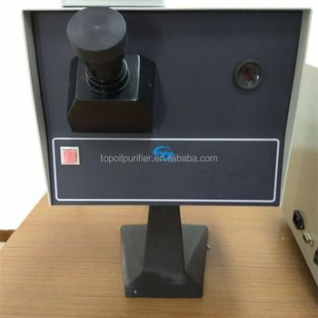Astm D1500 Colorímetro Digital/transformador Color Kit De Prueba - Buy Color De Aceite Kit De Prueba,Colorímetro Digital,Astm D1500 Colorímetro ...
