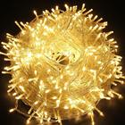 Holiday Wedding Party Decorations Garland Battery Powered led solar christmas string lights outdoor led string light