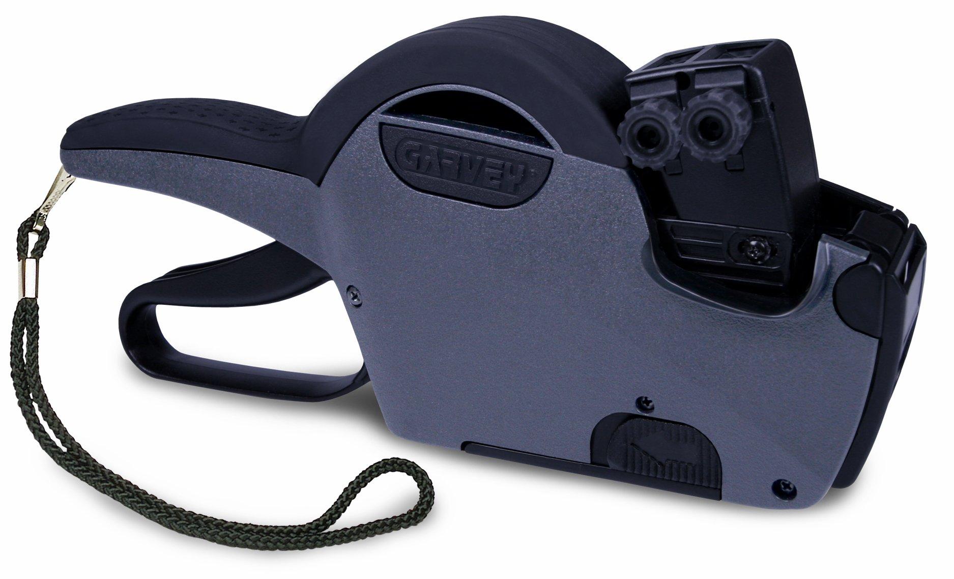 Garvey 22-88 Digit Double Line, Price Marking Gun Date Code Labeler, Compatible to 22 x 16 mm Labels (22-88/G2216-88002)