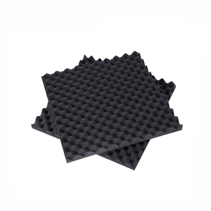 Hot sale good quality acoustic aluminum foam panel acoustic melamine foam tiles with good price on promotional