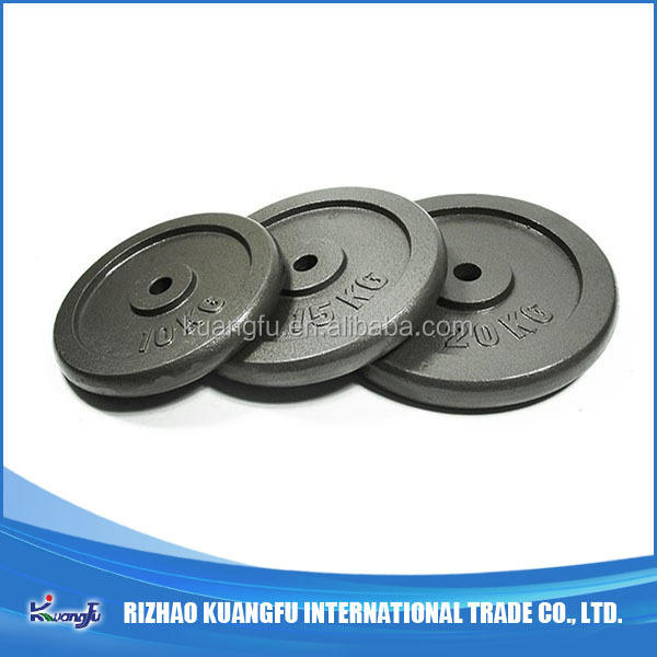 cast iron 31mm Weight Plates
