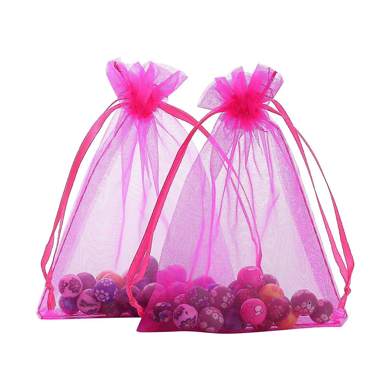 Cheap Purple Organza Drawstring Bag, find Purple Organza Drawstring ...