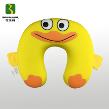 Cute Animal Duck Design Memory Foam Baby Pillow