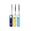 JW-20 Adjustable Flame ABS Plastic Long Kitchen Lighters for Barbecue/Cooking