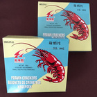 Salty fresh seafood snacks good healthy shrimp crackers