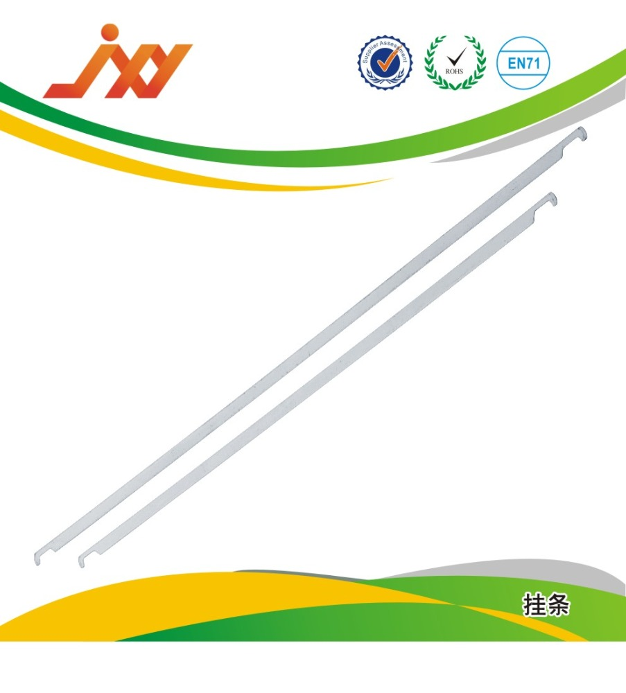 JXY high quality hanging file rod for paper newspaper