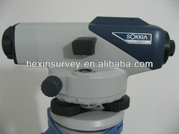 Survey instrument for sale auto leveling system