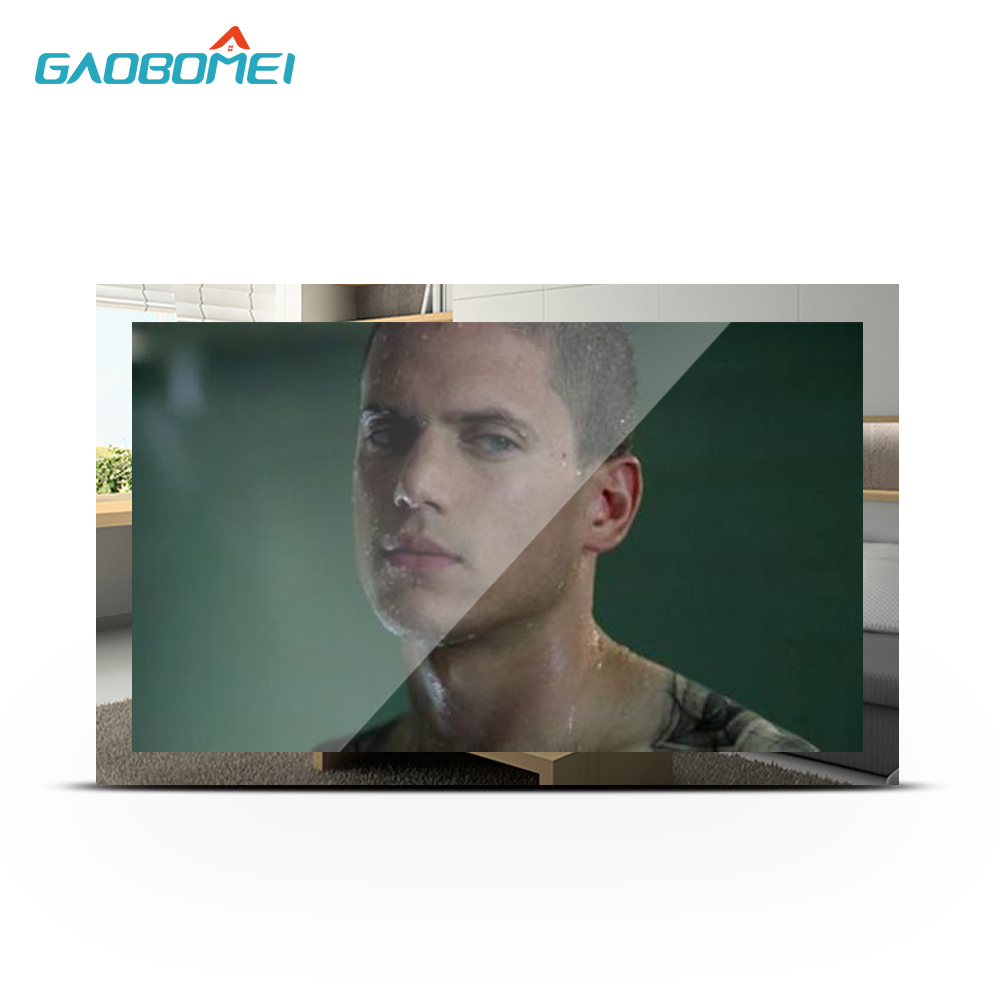 Mirriew surface Full hd 1080p 37 to 65 inch digital LED tv China flat screen tv wholesale with cheap price