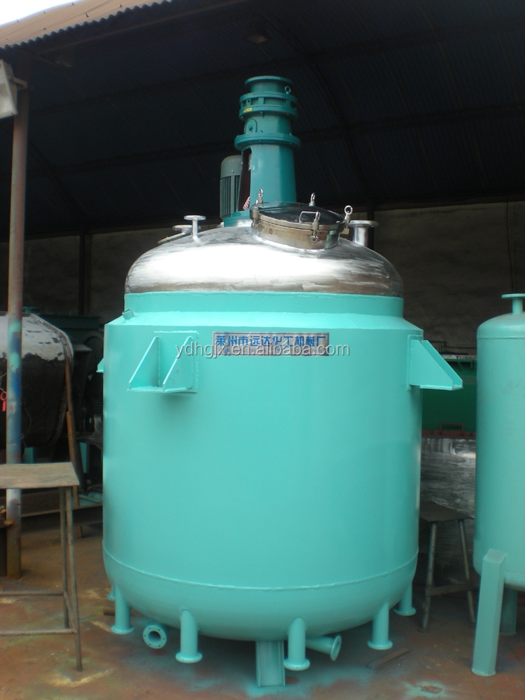 Stainless Steel Electric Heating Reactor Polyurethane resin reactor
