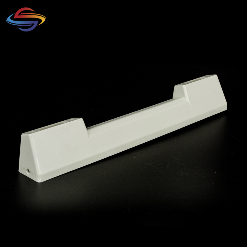 Powder Coating ABS Plastic Injection Molded Plastic Pull Handle, Plastic Handle Brush