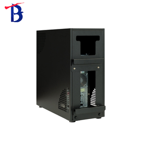high quality fireproof making machine pc case mini slim computer cabinet