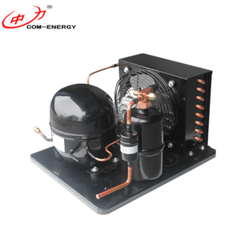 Freezer condensing unit with various brand compressor