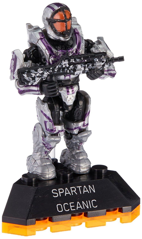 Buy Mega Construx Halo Heroes Spartan Palmer Figure, Series 3 in