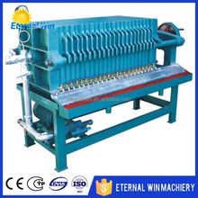 Energy saving mustard oil filter/coconut oil filter press/crude oil refinery equipment