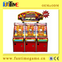 Factory price second-hand coin pusher game machine / hot casino coin pusher game machine