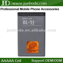Original mobile phone battery for Nokia C3 X6 / BL-5J BL5J