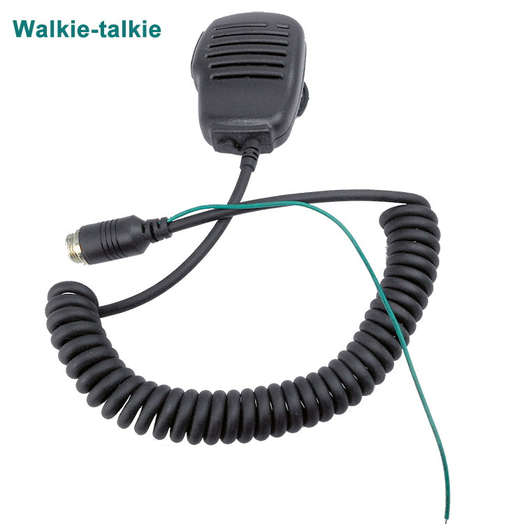 Walkie-talkie Device Intercome Handle Talkback Device for 3G DVR with SIM Card Slot