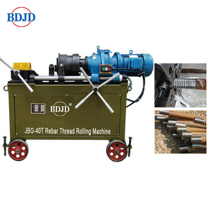 Rollers and chaser thread rolling machine Rebar rolling mill for sale