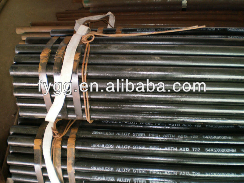 p22 material alloy pipe from china manufacturer