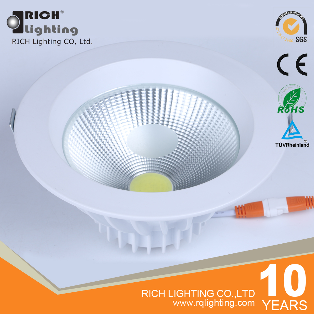 China Lows Cheap Easy Installation Decorated Led down Light 30w For Hotel Hall Concert