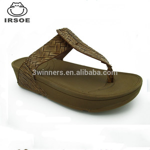 d9f808c07 Hot sale bulk wholesales ladies IRSOE chappal shoes manufacturing in china
