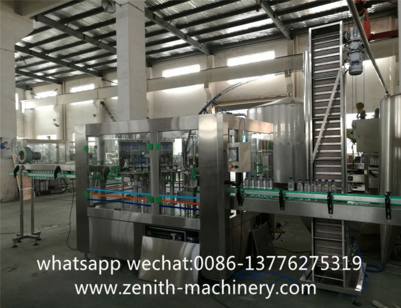 Best Price Non Alcoholic Malt Beverage Making/Filling Lite Fizzy Drinks Production Equipment/Plant Industry