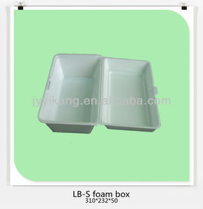 foam lunch box