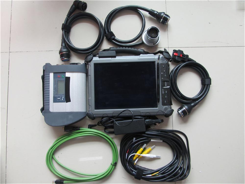 Бесплатные DHL для Benz MB звезда C4 SD соединение 2015.12 программного обеспечения в SSD + IX104 Tablet4g i7 ноутбук полный комплект
