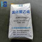 Chlorinated polyethylene CPE135A white powder chemical