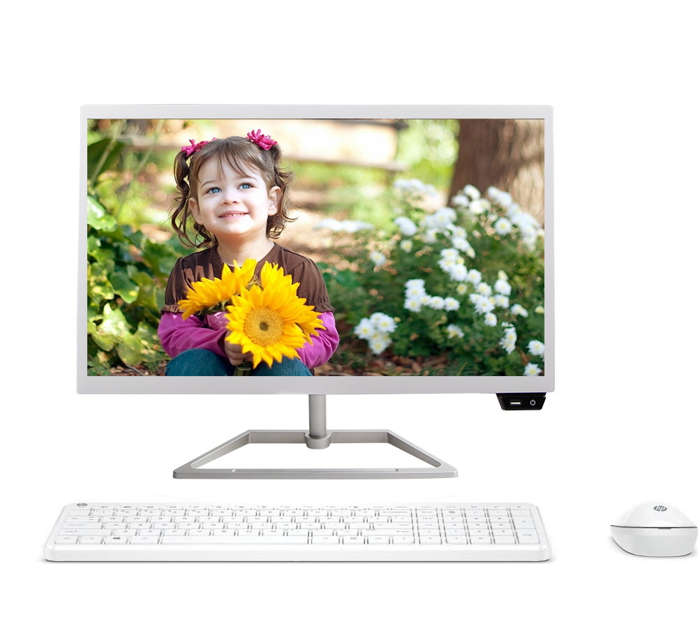 21.5 Inch 1920*1080 HD i3 i5 i7 Desktop Laptop <strong>Computer</strong> All In One PC With Wifi Widescreen