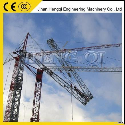 Competitive price discount sell well in many countries luffing tower crane