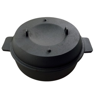 preseasoned cast iron pot for baking potato cast iron dutch oven
