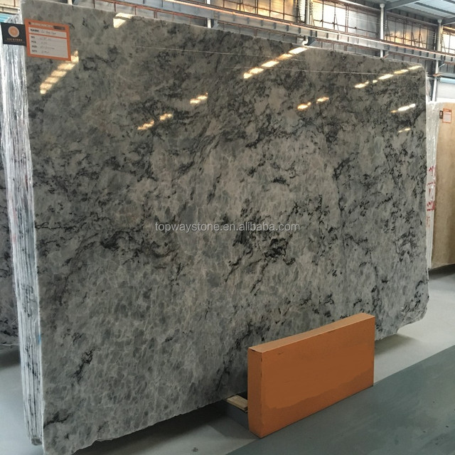 High Quality Natural Stone Ice Grey Onyx Marble Slab For Indoor Decoration
