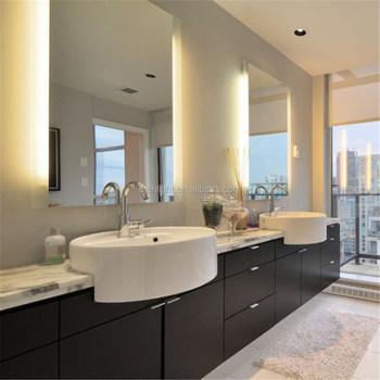 CE ETL Illuminated LED Mirror Bathroom With Led Light