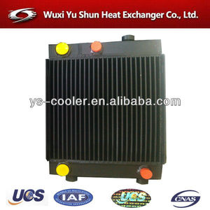 hot selling custom aluminum car radiator cover