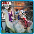 Playground Realistic Wakling Dinosaur Ride For Kids