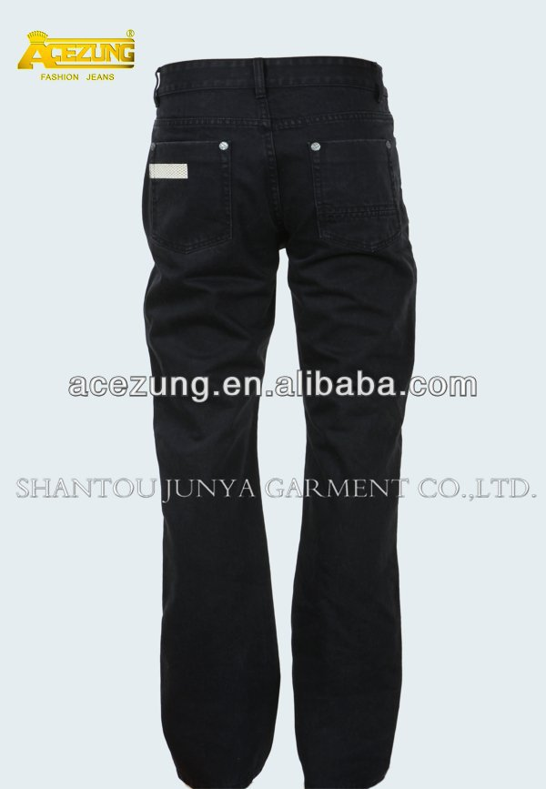 Acezung high-grade band jeans for hot sale CX0220A1 - jeans factory