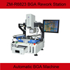 Intelligent control bga rework station ZM-R6823 for Ipad/play station 2 console/xbox 360 chipset repair