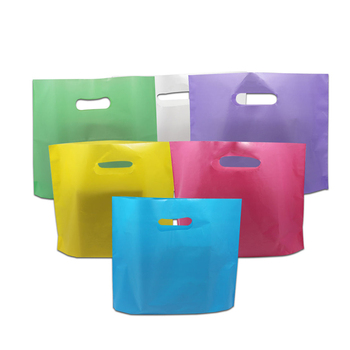 100% biodegradable wholesale packaging custom print shopping plastic bag