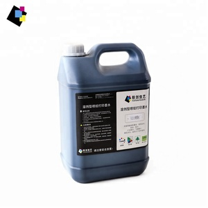 China Factory Made Solvent Ink For Konica 512i 30pl With ISO9001 MSDS Certificate