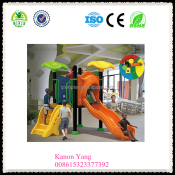 Outdoor Toys Clearance Outside Baby Plastic Garden Slide Qx 18060c