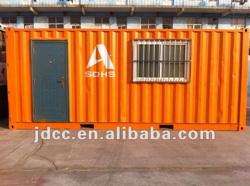 Accomodation container house